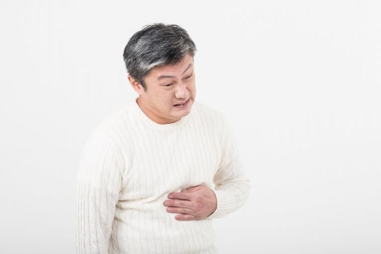 ピロリ菌感染時の症状